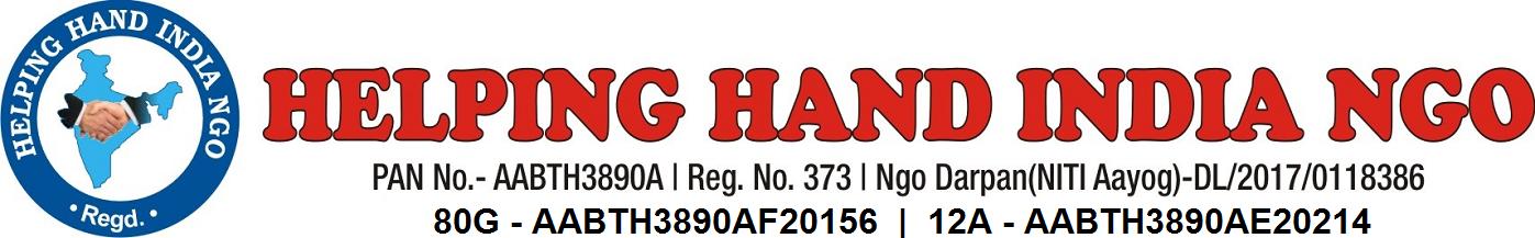 Helping Hand India NGO